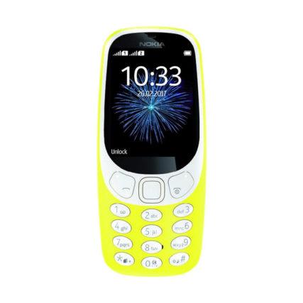 Nokia 3310 16MB (Yellow)