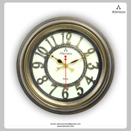 Alensso Clock B0011 (58)