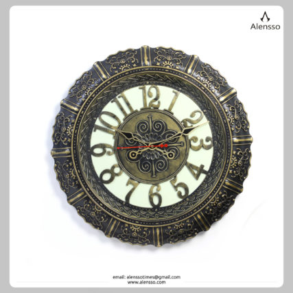 Alensso Clock B0033 (47)