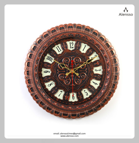 Alensso Clock B0077 (23)