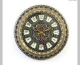 Alensso Clock B0077 (25)
