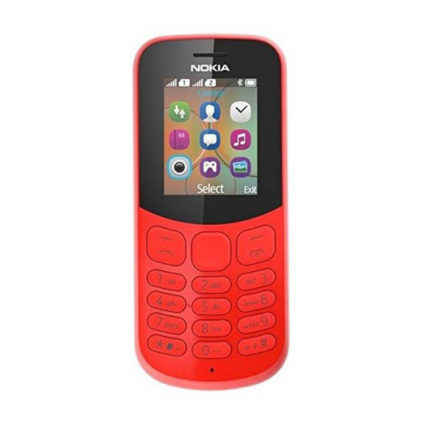 Nokia 130 DS (Red)