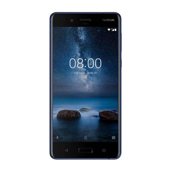 Nokia 8 64 GB (Polished Blue)