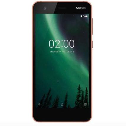 Nokia 2 8 GB (Copper/Black)