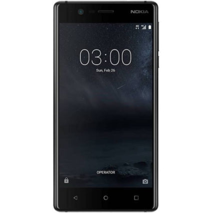 Nokia 3 16 GB (Matte Black)