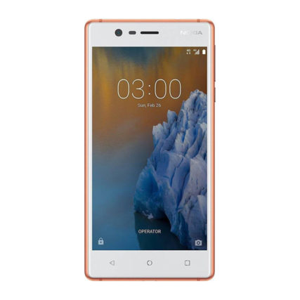 Nokia 3 16 GB (Copper White)
