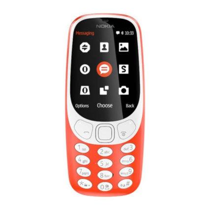 Nokia 3310 DS 16 MB (Redd)