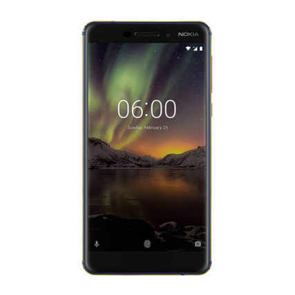 Nokia 6.1 32 GB (Blue, Gold)