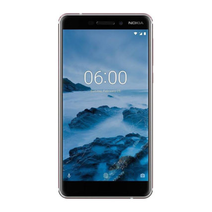 Nokia 6.1 32 GB (Iron, White)