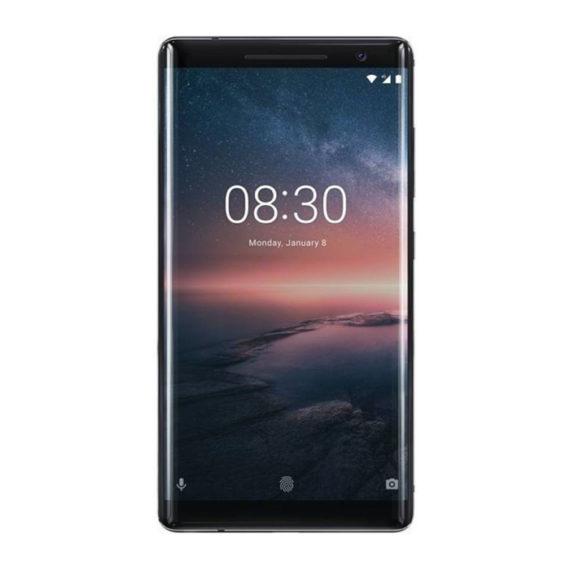 Nokia 8 Sirocco 128 GB (Black)